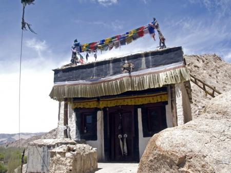 Monastère de Sankar Gompa