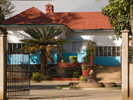 Départ de Tanzanie