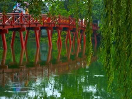 Premier aperçu d'Hanoi