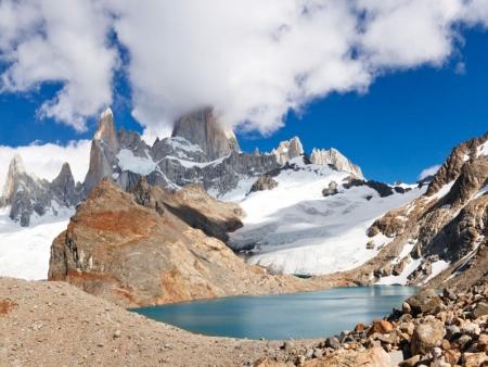 Au cœur des glaciers sur le lac Argentino