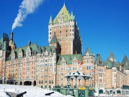 Retour à Québec
