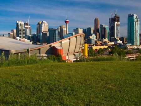 Route vers Calgary (128km)