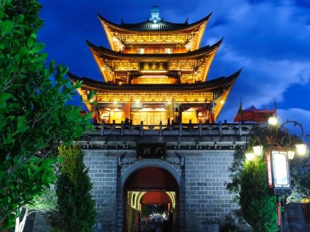 Croisiére sur le Lac Erhai et visite du Temple Chongsheng