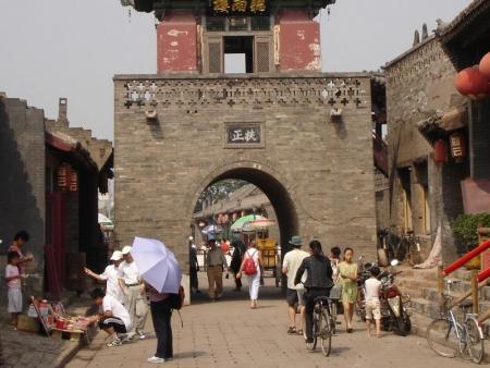 Un spectaculaire exemple de monuments en bois de la région du Shanxi
