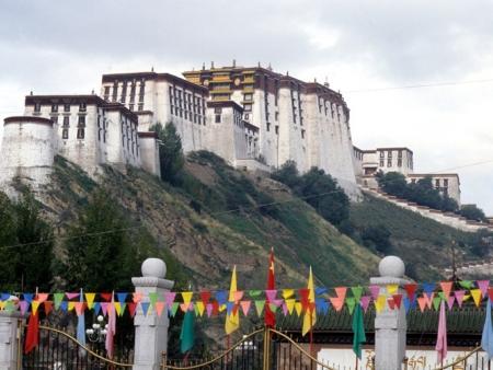 """Visite du fameux palais du Potala et du Palais d'été """"Norbulingka"""""""