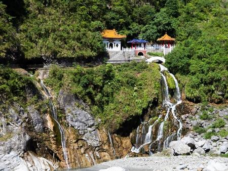 Les gorges de Taroko, merveilles de Taiwan