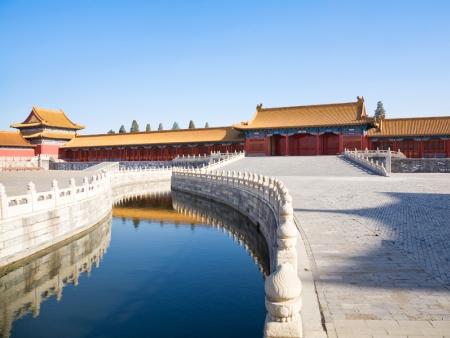 La Cité Interdite et la place Tian An Men