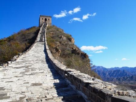 La Grande Muraille de Chine et les Tombeaux Ming