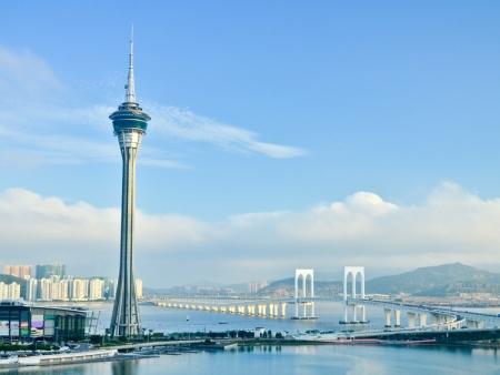 Arrivée  et première découverte de Macau
