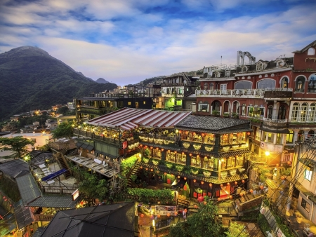 Au rythme de Taipei