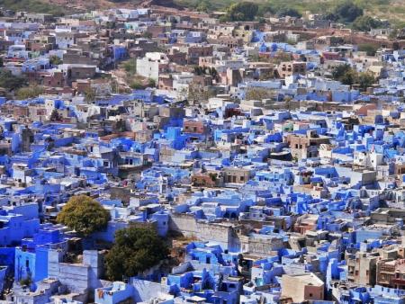 """Visite de la """"Ville Bleue"""""""