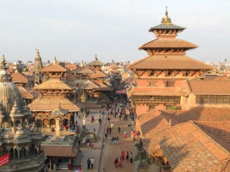 Bienvenue au Népal