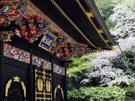 Le mausolée de Date Masamune à Sendai