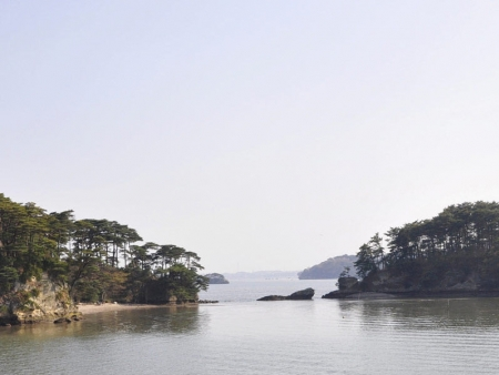 La baie de Matsushima