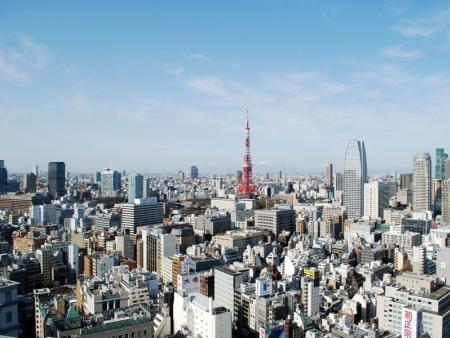 Visite de Tokyo
