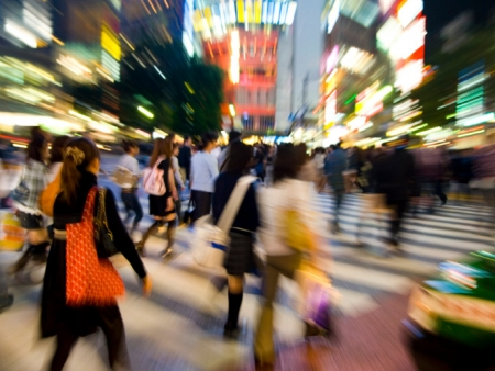 Walk down Omotesando Avenue, Tokyo's Champs Elysees