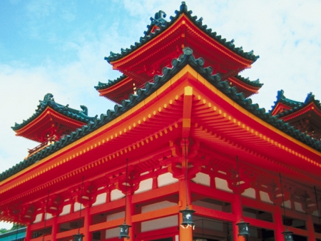 Visit Heian and Fushimi inari shrines