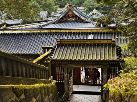 Nara Park, Todaiji temple and Nara-machi district