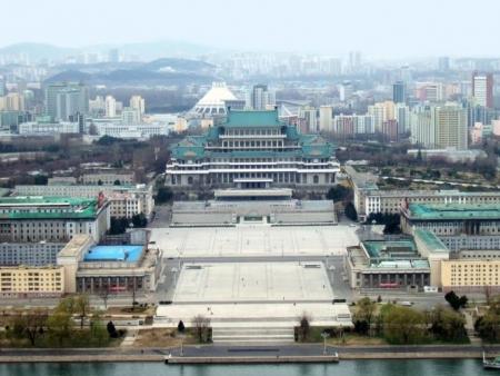 Visite de Pyongyang et route vers Kaesong