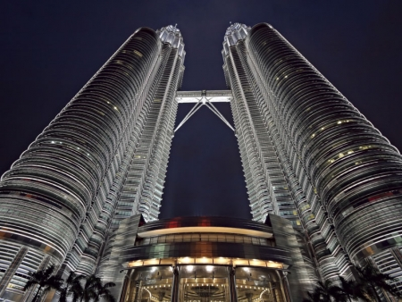 Kuala Lumpur welcomes you with open arms!