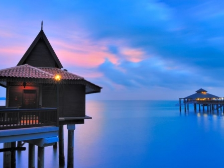 The Langkawi Islands