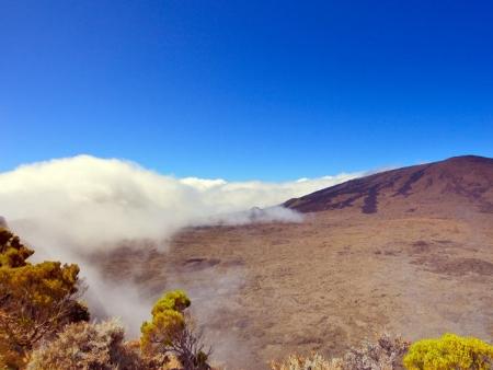 A l'assaut du volcan