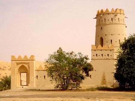 En route pour la perle de l'Islam et pour les wadis