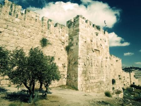 Une journée cosmopolite à Jérusalem