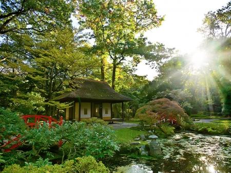 Jardin d'Okayama et Kurashiki