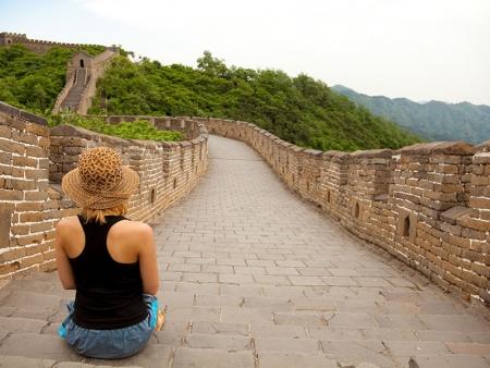Tombeaux des Ming, la Voie Sacrée et la Grande Muraille !
