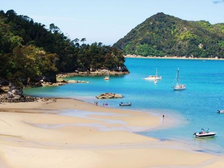 Criques turquoise et plages dorées…