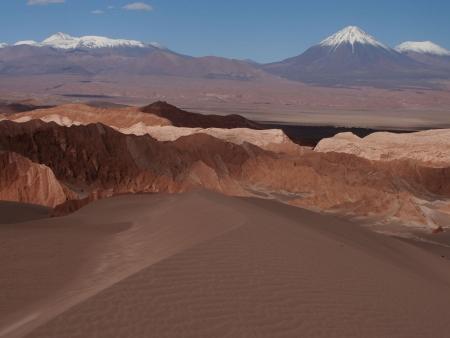 La mine de Chuquicamata