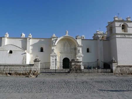 Arequipa, ville blanche