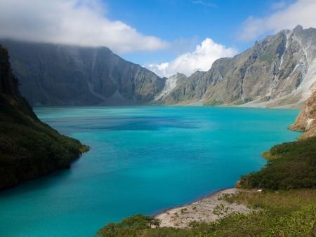 Balade sur les flancs du Mont Pinatubo