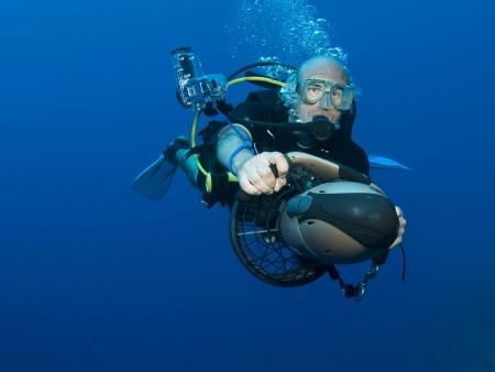 Au paradis de la plongée sous-marine