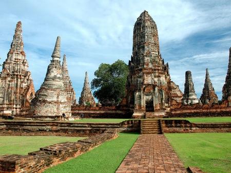 Les Merveilles archéologiques de Sukhothai