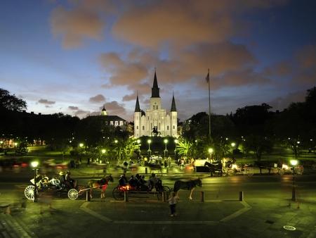 Journée à la Nouvelle Orléans