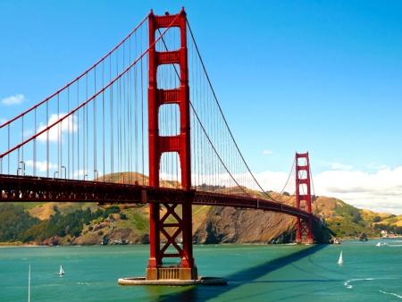 Arrivée à San Francisco