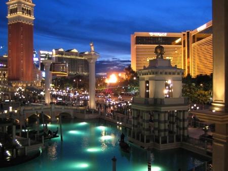 Découverte de la célèbre ville des USA : Las Vegas !