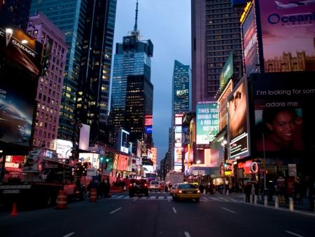 Séjour à New York