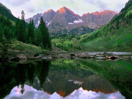 Aspen, la plus célèbre station de ski des Etats-Unis !