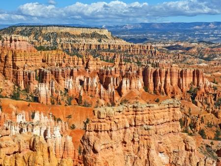 Route pour les parcs nationaux de Zion et Bryce Canyon