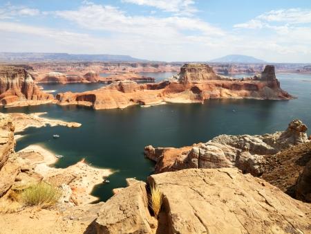 Journée au Lac Powell et Monument Valley