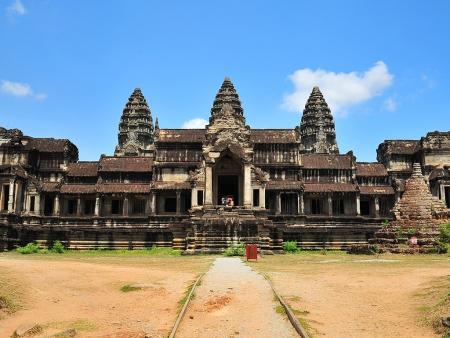 Les merveilles d'Angkor !