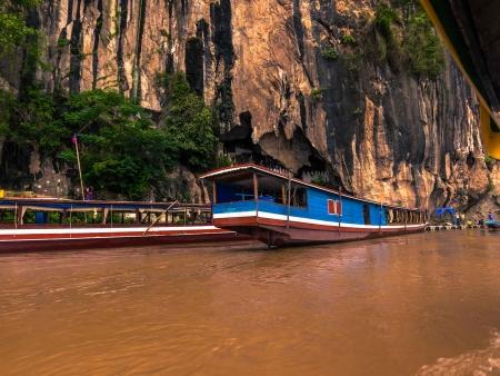 Les grottes sacrées de Pak Ou