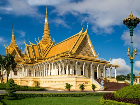Patrimoine architectural de Phnom Penh