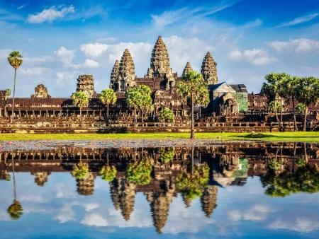 Angkor Vat et Luang Prabang