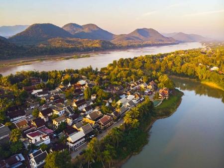 Merveilles du royaume laotien