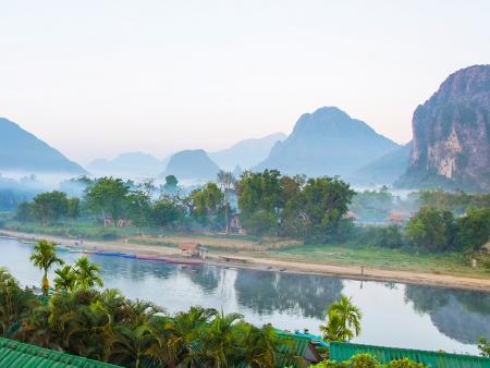 Vientiane, capitale du Laos