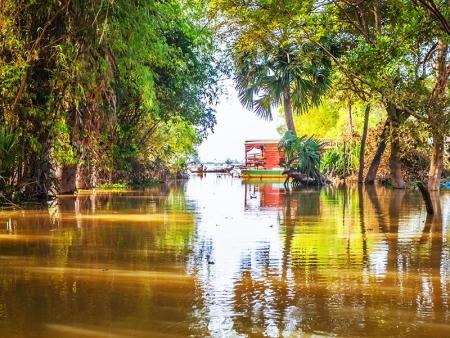 Farniente sur l'Ile de Koh Kong